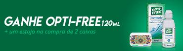 Promoção selo opti free 1 verde