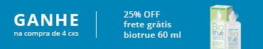 Promoção Combo Bausch Lomb com Biotrue