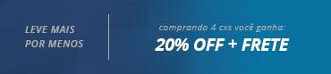 Promoção Coopervision Clariti 4cxs 20OFF
