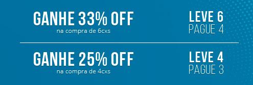 Promoção Promo Acuvue - 25% ou 33% OFF